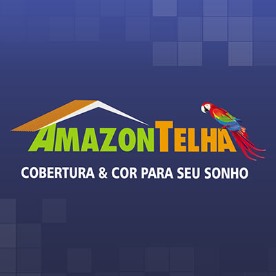 AmazonTelha - Cobertura & Cor Para Seu Sonho